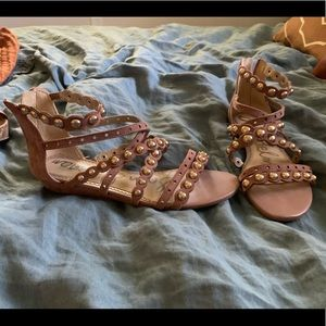 Sam Edelman strappy sandals